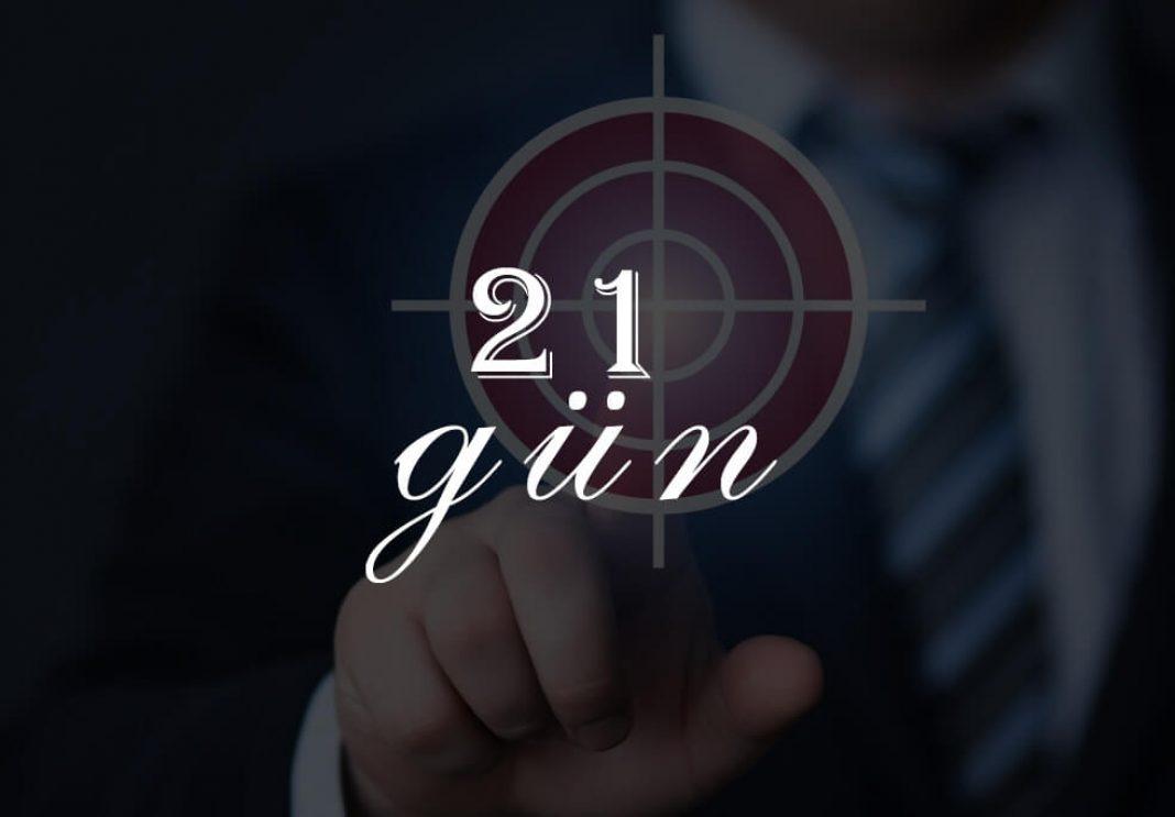 21 gün əfsanəsi