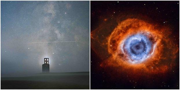 Ən yaxşı astronomik şəkillər