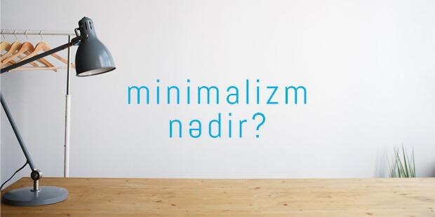 minimalizm nədir