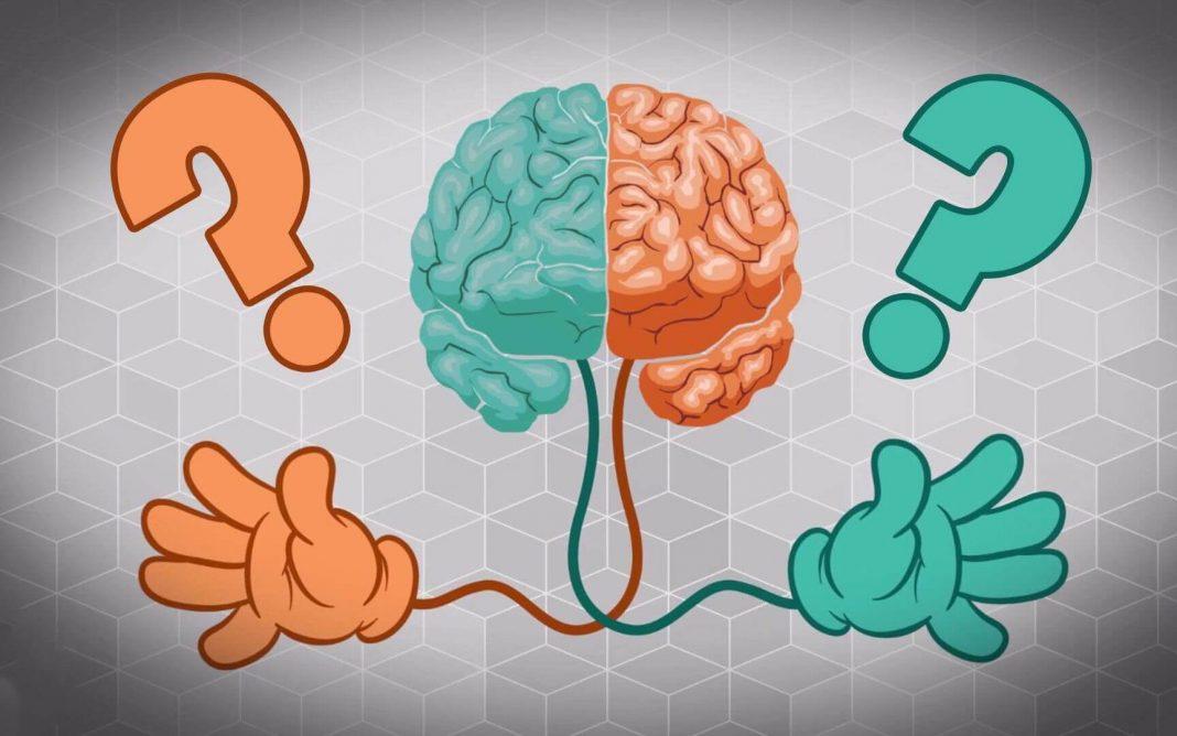 Sağ və sol beyin testi