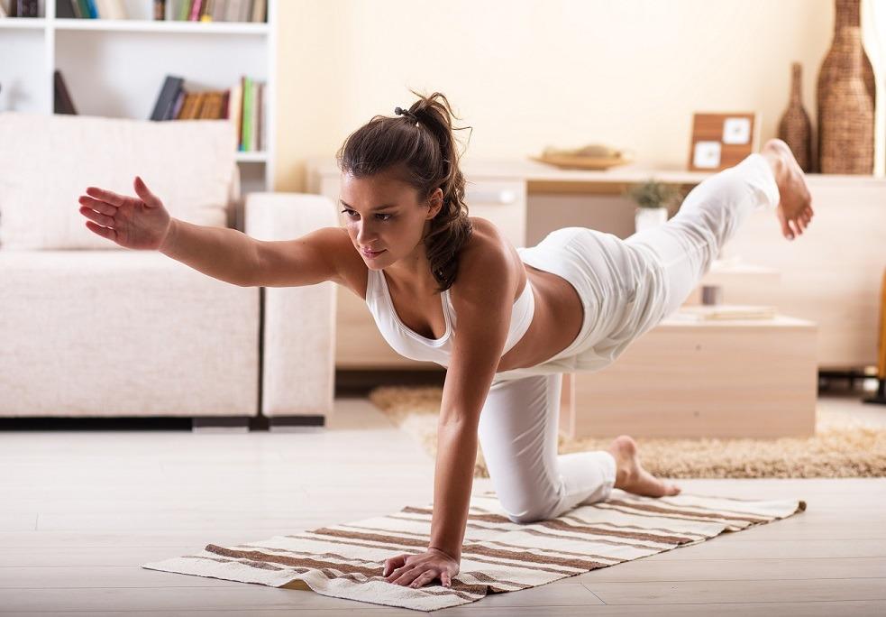 Tələblər üçün yoqanın 5 faydası