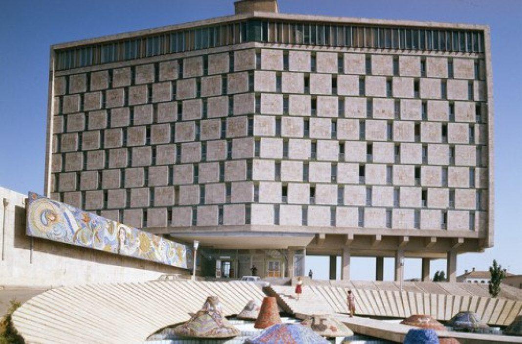 Qarabağ (Turist) Otel - 1979